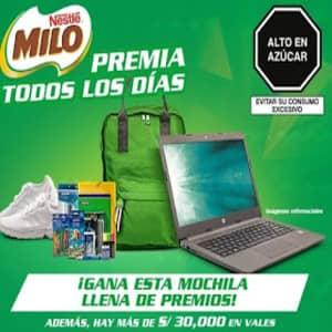 promocion milo regala laptops