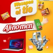 promocion wazapea con el tio ajinomen