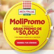 promoción molopromo