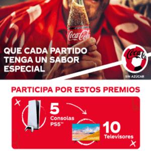 promoción cocacola plaza vea