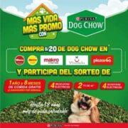 promocion mas vida mas promo purina dog chow